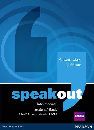 Wilson J. J.: Speakout Intermediate Students´ Book eText Access Card w/ DVD