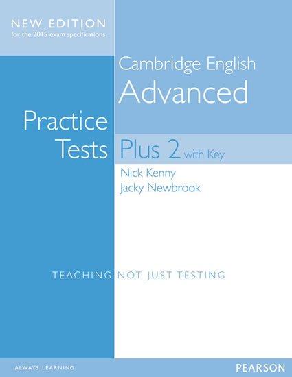 Kenny Nick: Practice Tests Plus Cambridge English Advanced 2014 w/ key
