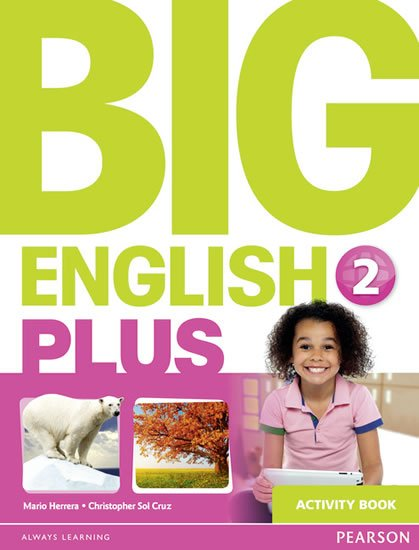 Herrera Mario: Big English Plus 2 Activity Book