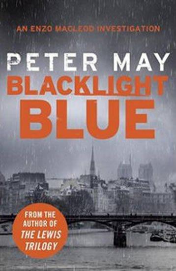 May Peter: Blacklight Blue