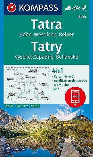 neuveden: Vysoké Tatry 2100  NKOM
