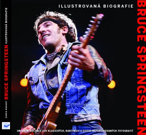 neuveden: Bruce Springsteen – ilustrovaná biografie