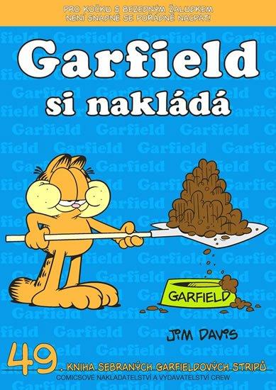 Davis Jim: Garfield si nakládá (č. 49)