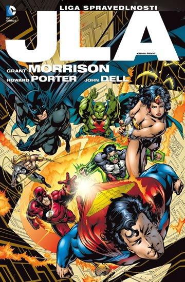 Morrison Grant, Porter Howard: JLA 1 – Liga spravedlnosti
