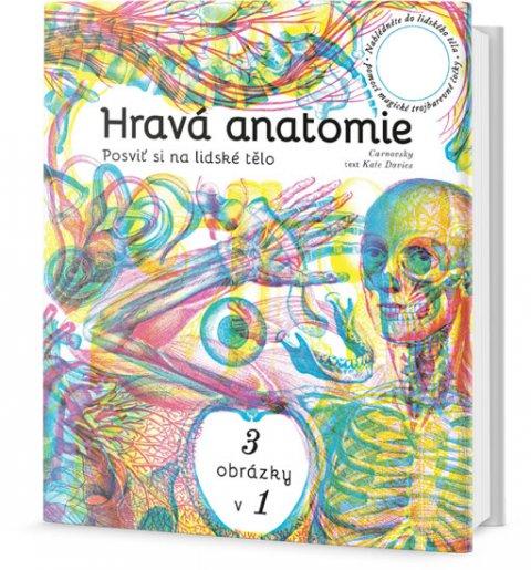 Davies Kate: Hravá anatomie - Posviť si na lidské tělo