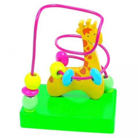 neuveden: Motorický labyrint - žirafa