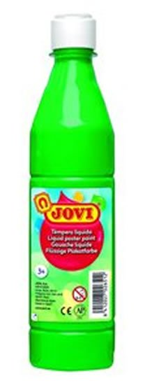 neuveden: JOVI temperová barva 500ml v lahvi zelená