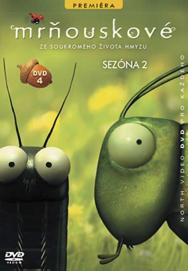 neuveden: Mrňouskové 4. - DVD