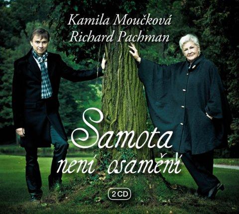 Moučková Kamila, Pachman Richard,: Samota není osamění - 2CD