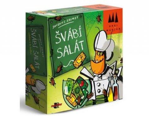 neuveden: Švábí salát  - Párty hra