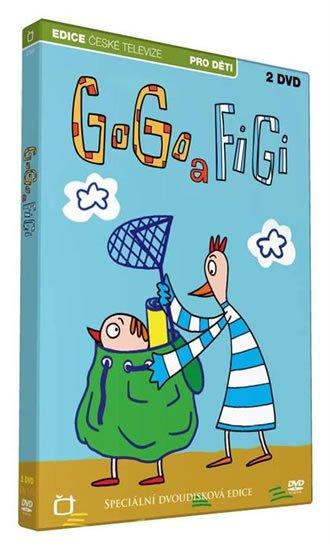 neuveden: Gogo a Figi - 2 DVD