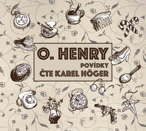 Henry O.: Povídky - CDmp3 (Čte Karel Höger)