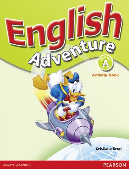 Bruni Cristiana: English Adventure Starter A Activity Book