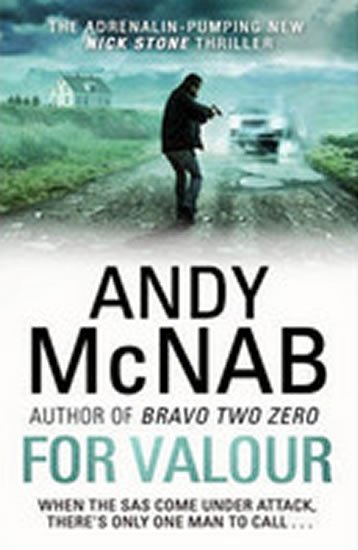 McNab Andy: For Valour