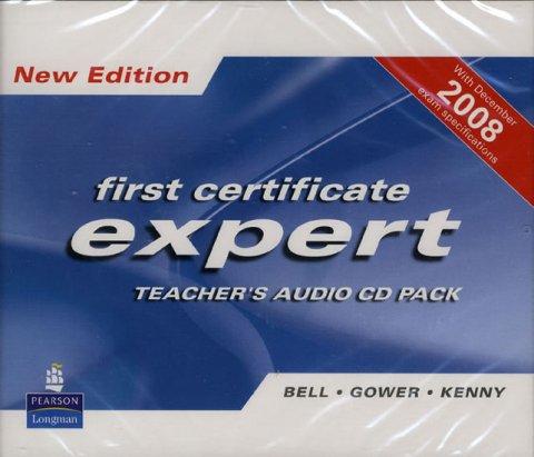 Bell Jan: Expert First Certificate 2008 CD 1-4