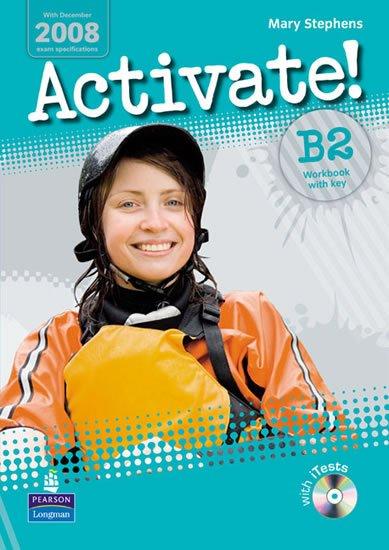Stephens Mary: Activate! B2 Workbook w/ key
