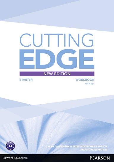 Marnie Frances: New Cutting Edge Starter Workbook w/ key