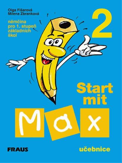 kolektiv autorů: Start mit Max 2 - učebnice