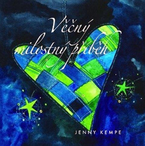 Kempe Jenny: Věčný milostný příběh - dárková kniha