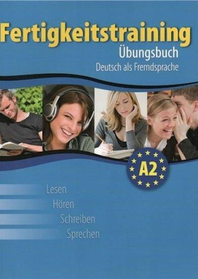 Haupenthal Thomas, Kolocová Vladimíra, Pittnerová Lucie: Fertigkeitstraining A2