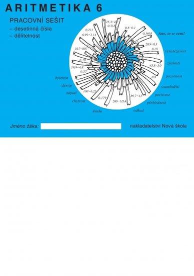Rosecká Zdena: Aritmetika 6 - pracovní sešit : Desetinná čísla, dělitelnost
