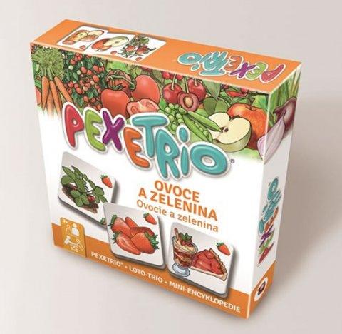 neuveden: Pexetrio - Ovoce a zelenina