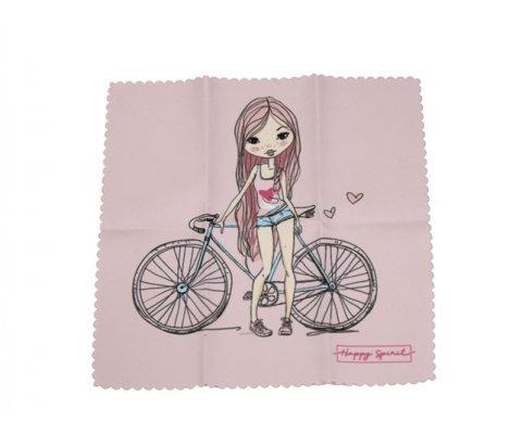 neuveden: Mikrohadřík na brýle Dívka - Happy Spirit Design