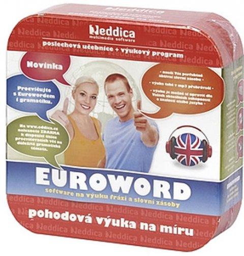 neuveden: Euroword new - angličtina - CD
