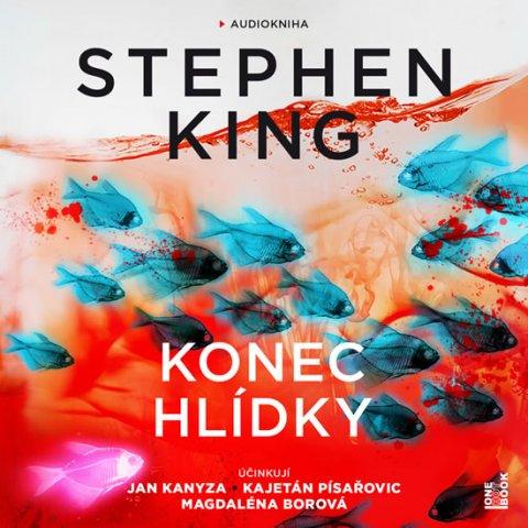 King Stephen: Konec hlídky - 2 CDmp3 (Čte Jan Kanyza a Kajetán Písařovic a Magdaléna Boro