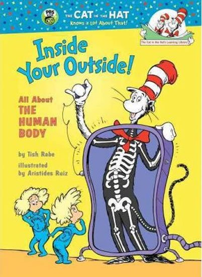 Rabe Tish: Inside Your Outside! All About the Human Body