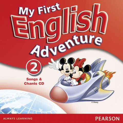 Musiol Mady: My First English Adventure 2 Songs CD