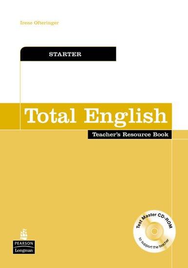 Ofteringer Irene: Total English Starter Teacher´s Resource Book w/ Test Master CD-ROM Pack