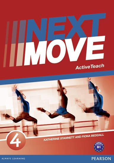 Stannert Katherine: Next Move 4 Active Teach