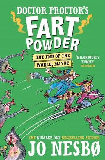 Nesbo Jo: Doctor Proctor´s Fart Powder: The End of the World, Maybe