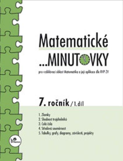 Hricz Miroslav: Matematické minutovky pro 7. ročník / 1. díl