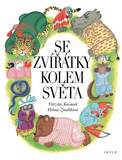 Kocourek Vítězslav: Se zvířátky kolem světa