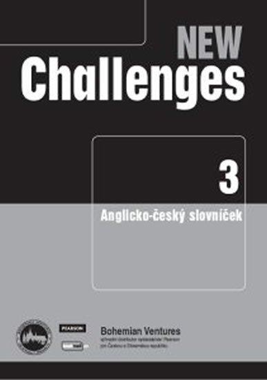 neuveden: New Challenges 3 slovníček CZ