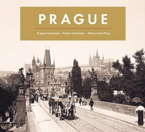 Jestřáb Otakar, Stiburek Luboš, Scheufler Pavel: Prague historical