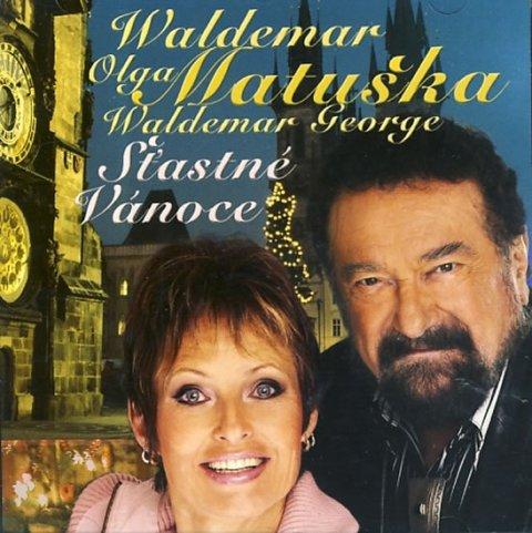 Matuška Waldemar: Waldemar Matuška: Šťastné Vánoce - CD
