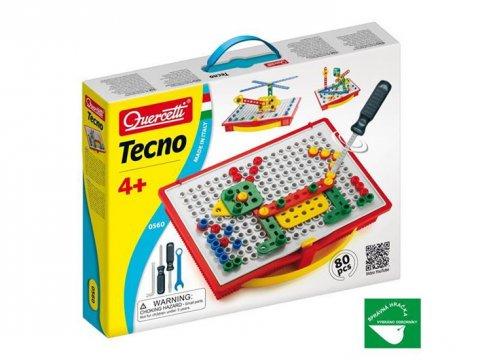 neuveden: Tecno - Stavebnice pro malé techniky