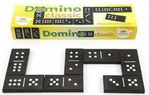 neuveden: Domino Classic 28 ks - společenská hra
