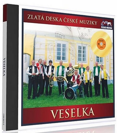 neuveden: Zlatá deska - Veselka - 1 CD