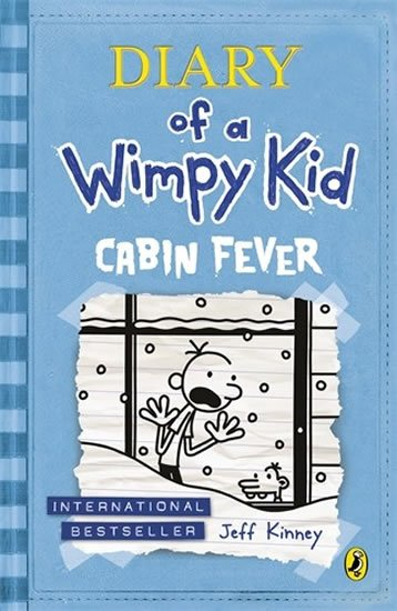 Kinney Jeff: Diary of a Wimpy Kid  6: Cabin Fever