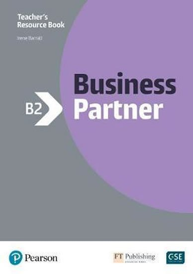 Ashley A.: Business Partner B2 Teacher´s Book with MyEnglishLab Pack
