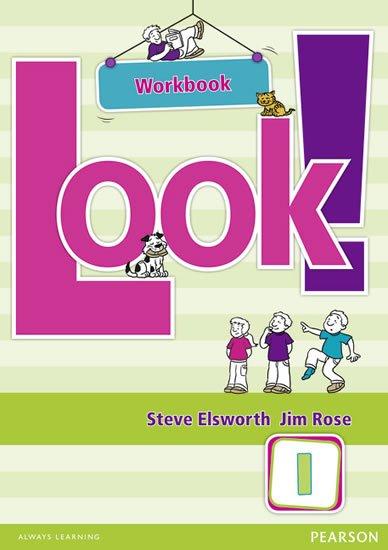 Elsworth Steve: Look! 1 Workbook