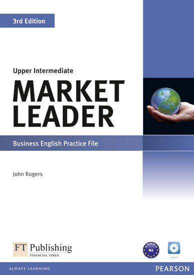 Rogers John: Market Leader 3rd Edition Upper Intermediate Practice File w/ CD Pack