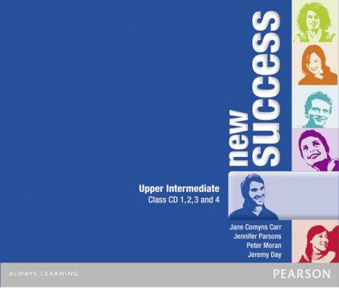 Moran Peter: New Success Upper Intermediate Class CDs