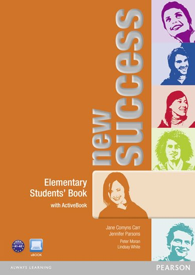 White Lindsay: New Success Elementary Students´ Book w/ Active Book Pack