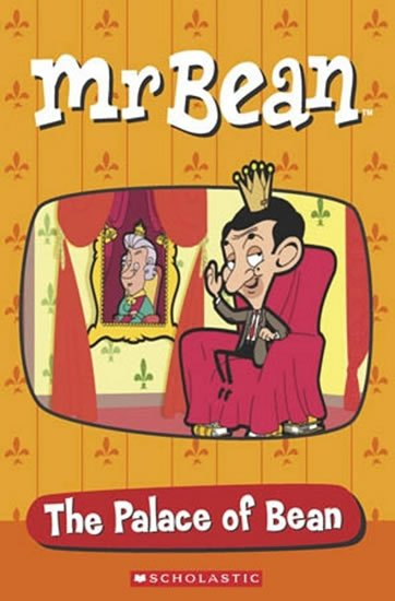 Taylor Nicole: Level 3: Mr Bean: The Palace of Bean+CD (Popcorn ELT Primary Readers)