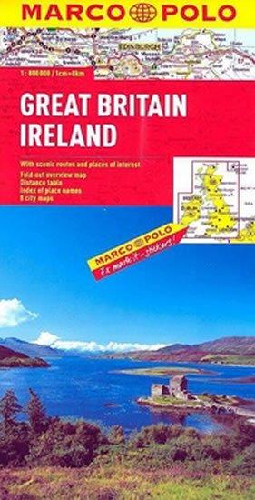 neuveden: Velká Británie/Irsko/mapa